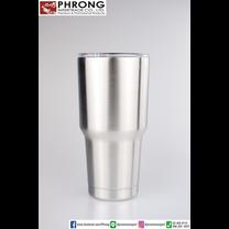 แก้วน้ำ ขนาด 30oz  เก็บความเย็นได้ดี สีสันสวยงาม - ผลิตจาก Stanless Steel คุณภาพสูง