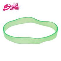 Foot Tube Green สีเขียว (แรงต้านปานกลาง)