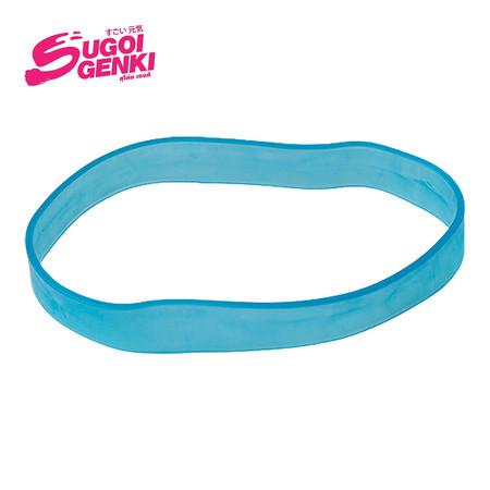 Foot Tube Blue สีฟ้า (แรงต้านมาก)