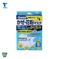 หน้ากากกันฝุ่น สำหรับผู้ชาย ป้องกัน PM 2.5 หน้ากากอนามัย 3D หายใจสะดวกสบาย ป้องกันไวรัส ใส่สบาย กระชับหน้า ดีไซน์ญี่ปุ่น
