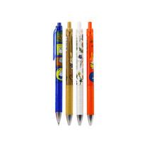M&G FGPH8104B ปากกาเจลกด มิฟฟี่ Miffy 0.5 mm. มี 4 ลายให้เลือก หมึกดำทุกด้าม จำหน่ายแพ็คคละสี 2 ด้าม
