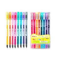 M&G GP-1310 ปากกาเจล 8 สี 0.5 mm ชุด 8 ด้าม