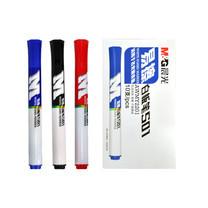 M&G AWMY2201 ปากกาไวท์บอร์ด White board 1.0 mm (S01) กล่องละ 10 ด้าม มีสีน้ำเงิน, สีดำ และ สีแดง - เอ็มแอนด์จี เครื่องเขียน