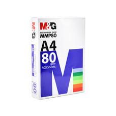 M&G MMP80 กระดาษ A4  80 แกรม จำหน่าย 1 รีม (500 แผ่น)