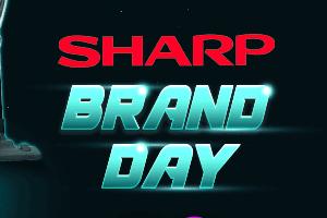 sharp brand day b2