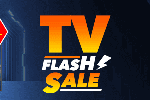 tv flash sale b2