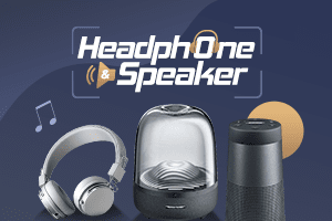 headphone and speaker s1