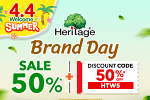 Heritage Brand Day s1
