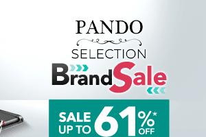 Pando Active Brand Sale b2