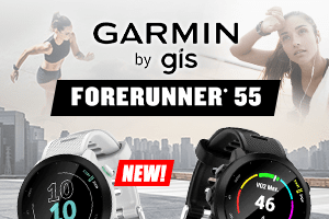 New! Garmin Forerunner 55 s1