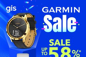 Garmin Clearance Sale s1