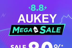 8.8 Aukey Mega Sale-b2